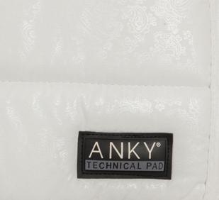 ANKY® Saddle Pad Paisley Dressage XB17006 2 Coloris