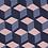 Thumbnail: Housse de Selle QHP Imperméable Hexagone Edition Limitée