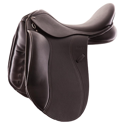 ANKY® Dressage Saddle Painted Black ATS060