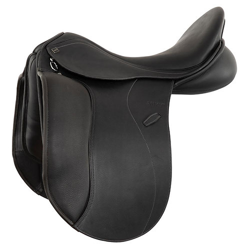 ANKY® Dressage Saddle Painted Black DuPont ATS19002