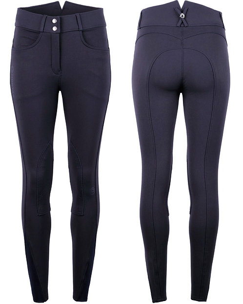 Pantalon d'équitation Montar Yati Highwaist NEW Edition Navy