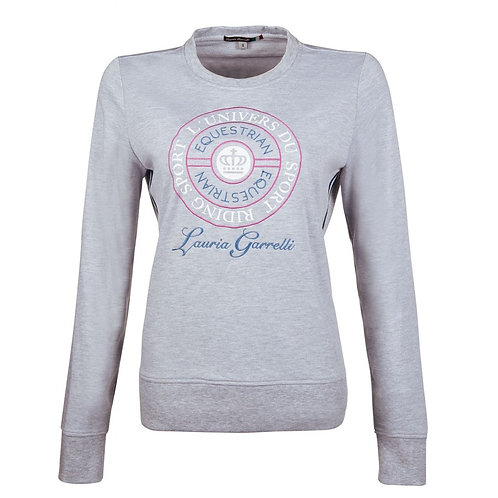 Sweat-shirt HKM Lauria Garrelli Elemento