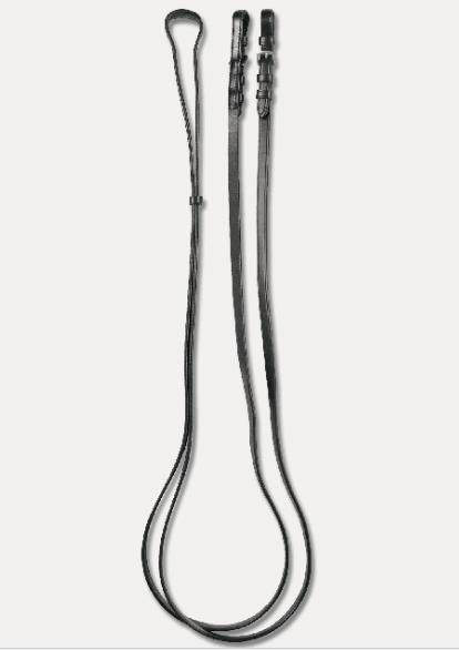 Waldhausen X-Line Rênes de bride en cuir