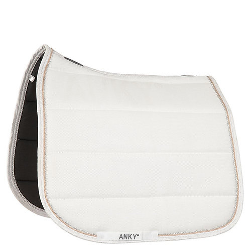 ANKY® Tapis de selle Crystal Airstream Dressage XB20004