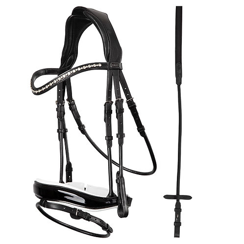 ANKY® Bridle Comfort Fit Double Anatomical ATH19002