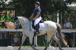 Nolwen Budde Hippocampe Centre Équestre en Martinique