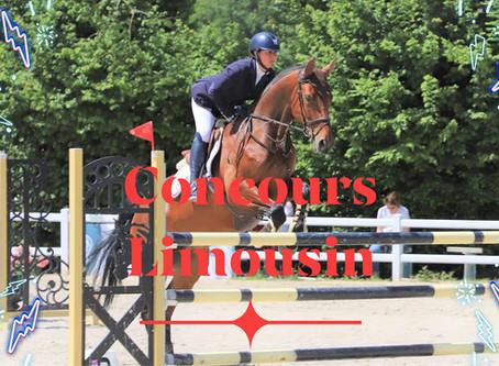 Concours Région Limousin - Nouvelle Aquitaine Saison 2019