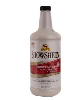Démêlant Absorbine ShowSheen 946 ml - Recharge