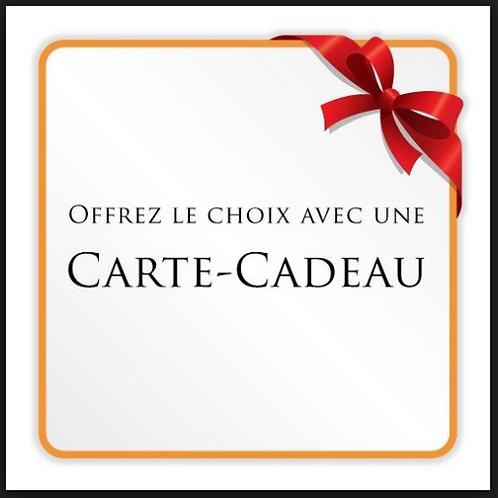 Carte Cadeau Saskia' Pad de 120€ à 260€