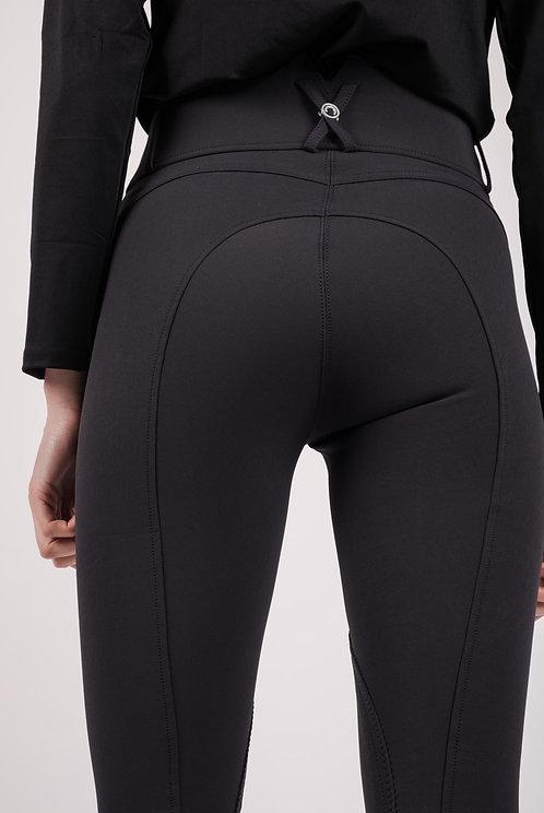 Pantalon d'équitation Montar Yati Highwaist NEW Edition Noir