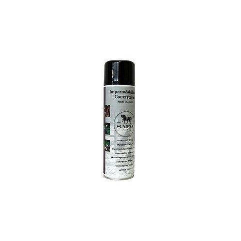 Imperméabilisant pour couvertures multi-matières 500 ml Sapo