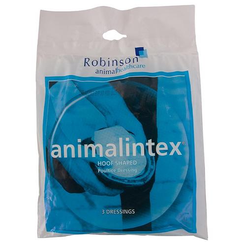 Compresses pour sabot Robinson Animalintex