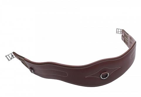 Sangle luxe QHP en cuir brun ou noir
