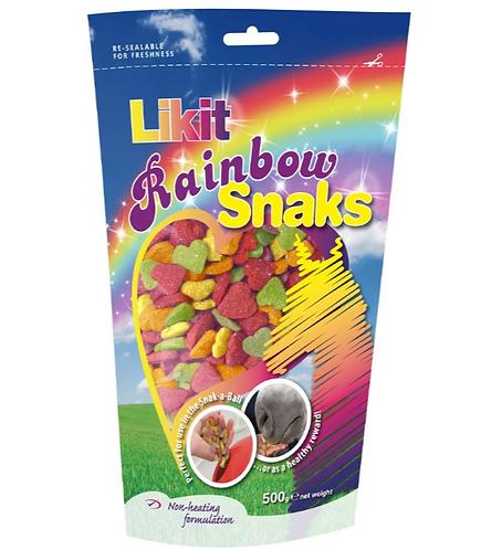 Likit Snaks rainbow 500 g