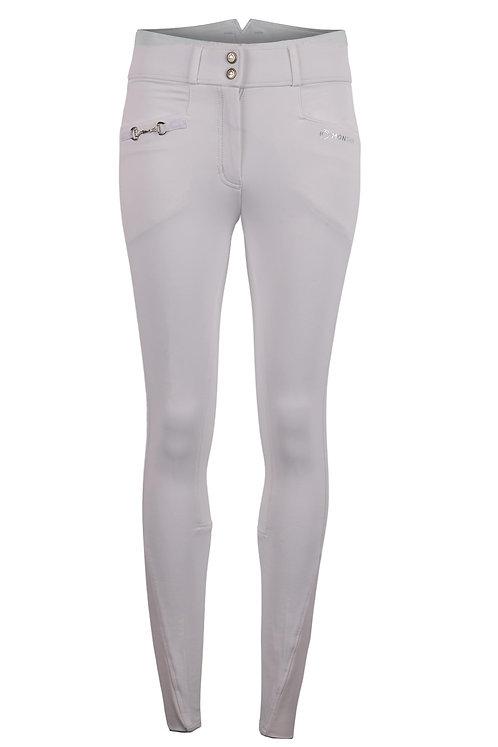 Pantalon Montar Molly Yati Highwaist NEW Edition Blanc Fullgrio