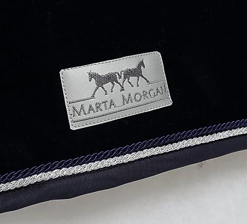 Couverture en Velours Marta Morgan