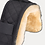 Thumbnail: Protection museau et nuque en mouton véritable - 5 Coloris