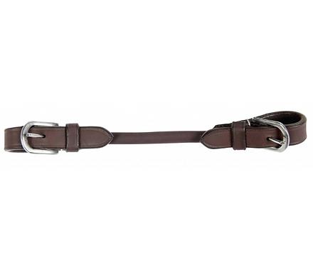 Courroies Pelham Cuir Noir ou Brun Taille 18 ou 23 cm