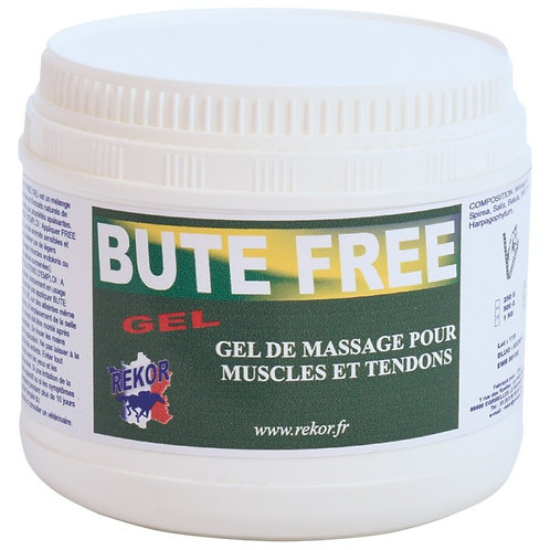 Bute Free Gel Rekor 500 ml