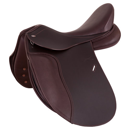Selle de dressage Tekna LeTek PLUS S-Line Quik-Change