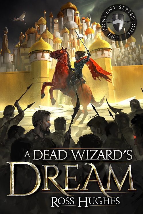 A Dead Wizard's Dream paperback