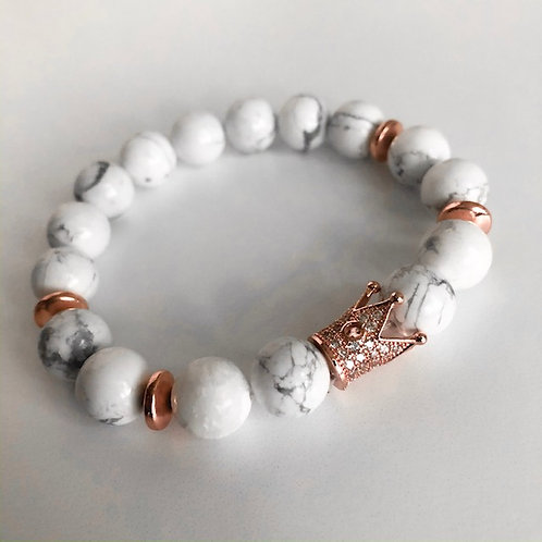 Reign Crown Bracelet