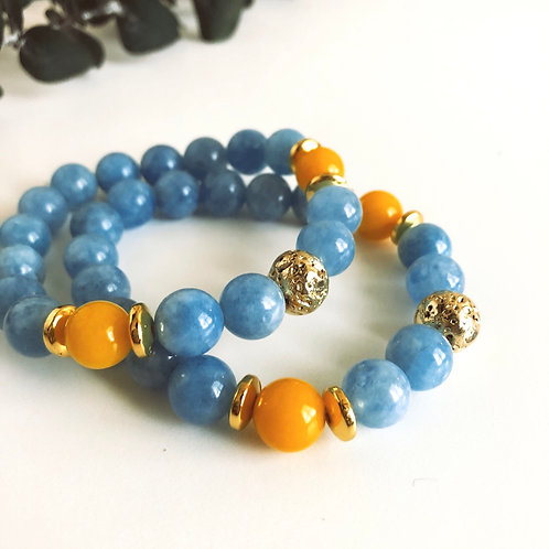 Ocean Blue Bracelet