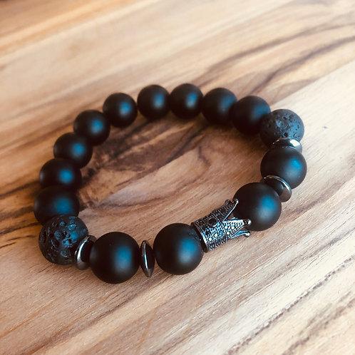 Royal Onyx Bracelet