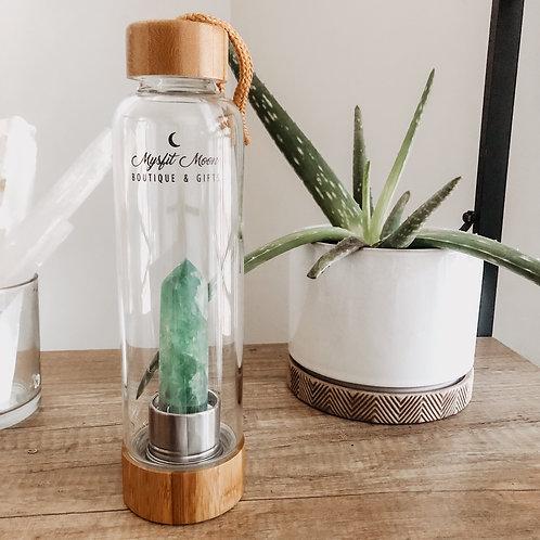 Aventurine Water Bottle