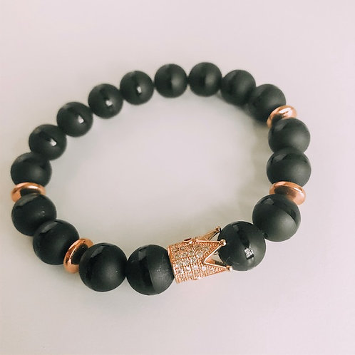 Supreme Crown Bracelet