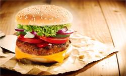 The Homemade Cheeseburger