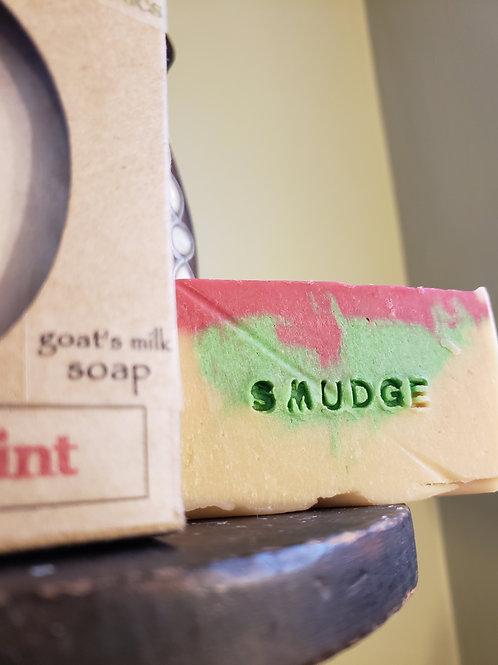 Peppermint Goat's Milk Soap
