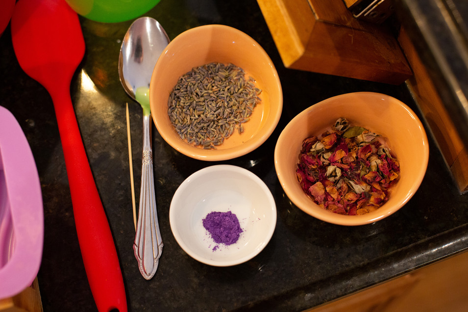 3. Choose up to 2 Dried Herbs