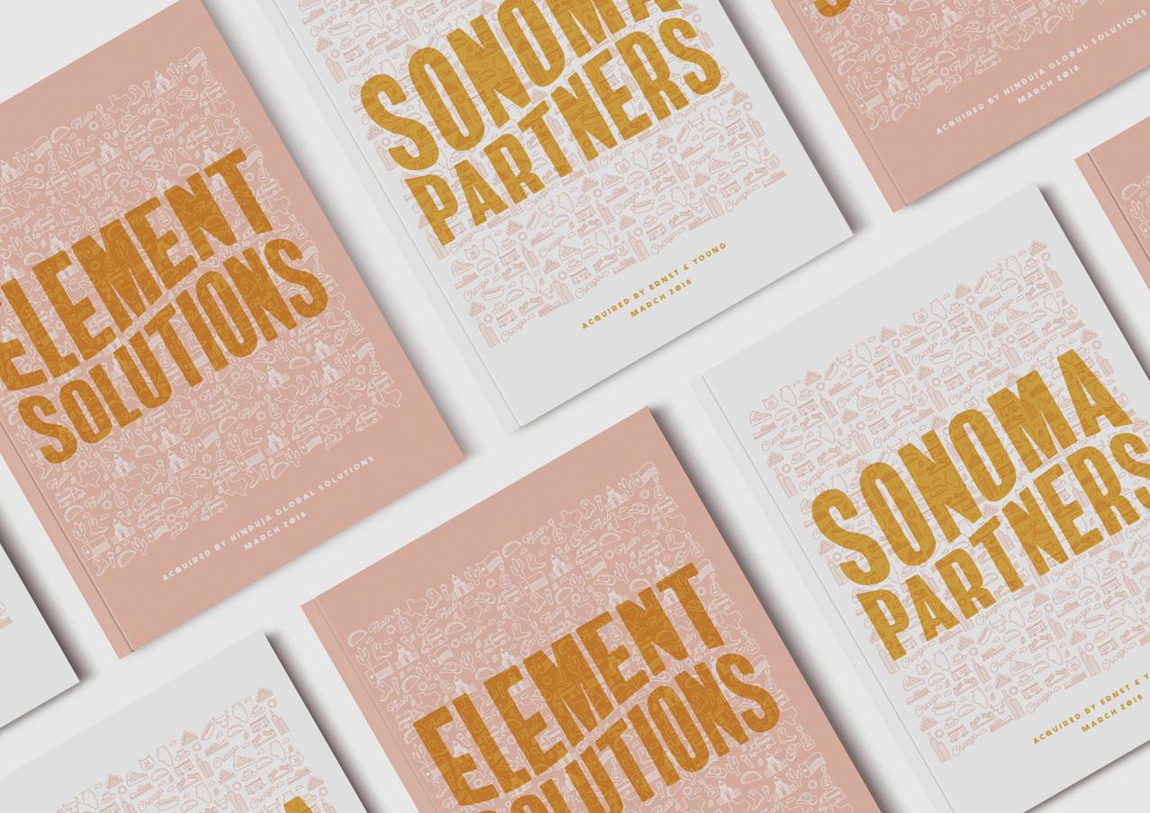 7 Mile Advisors - custom series design
