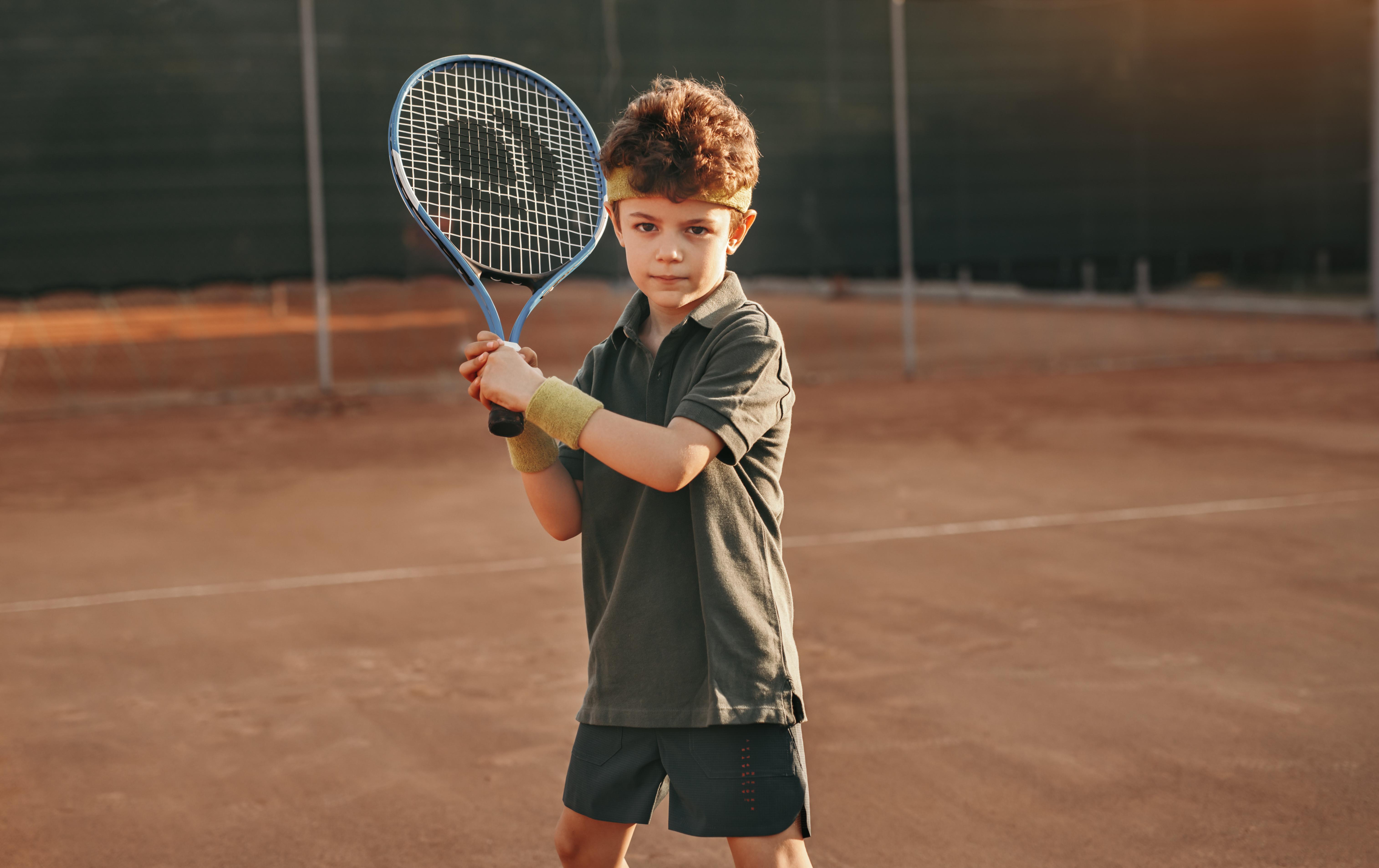 Kids-Tennis 1h / saison entière