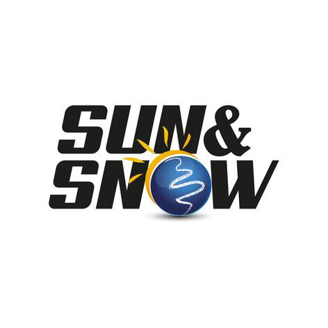 Logo sun & snow