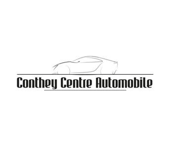 Logo conthey centre auto