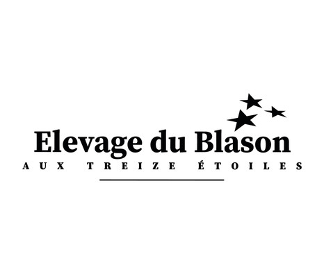 Logo Elevage du blason