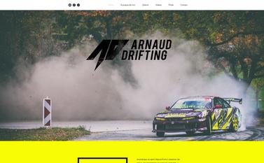 Site Arnaud Drifting