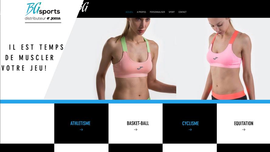 Site BG Sport
