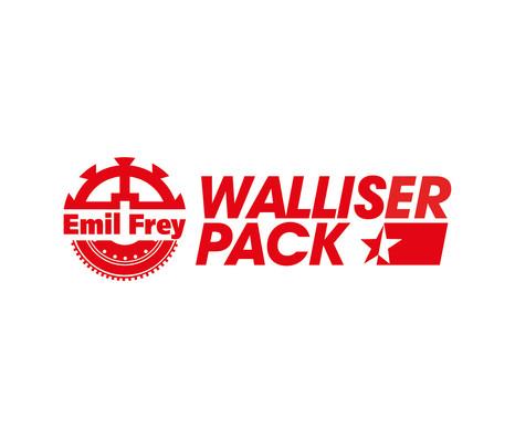 Logo Walliser Pack