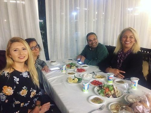 EBAGEM Derneği 3 Aralık Engelliler Günü Yemek Daveti