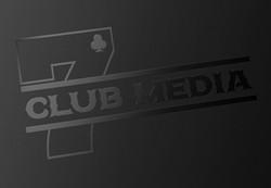 7clubmedia logo UV