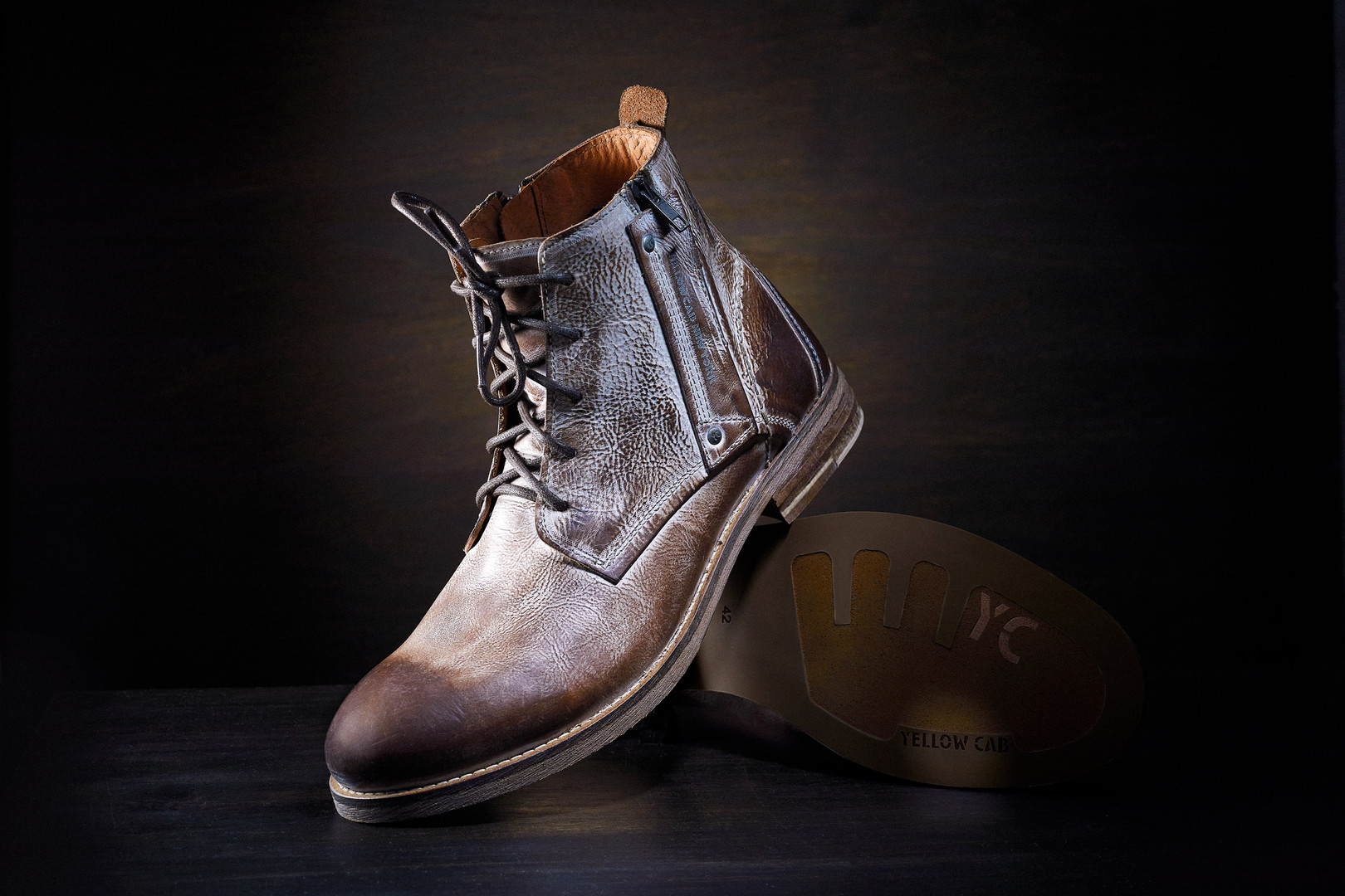 YC boots.