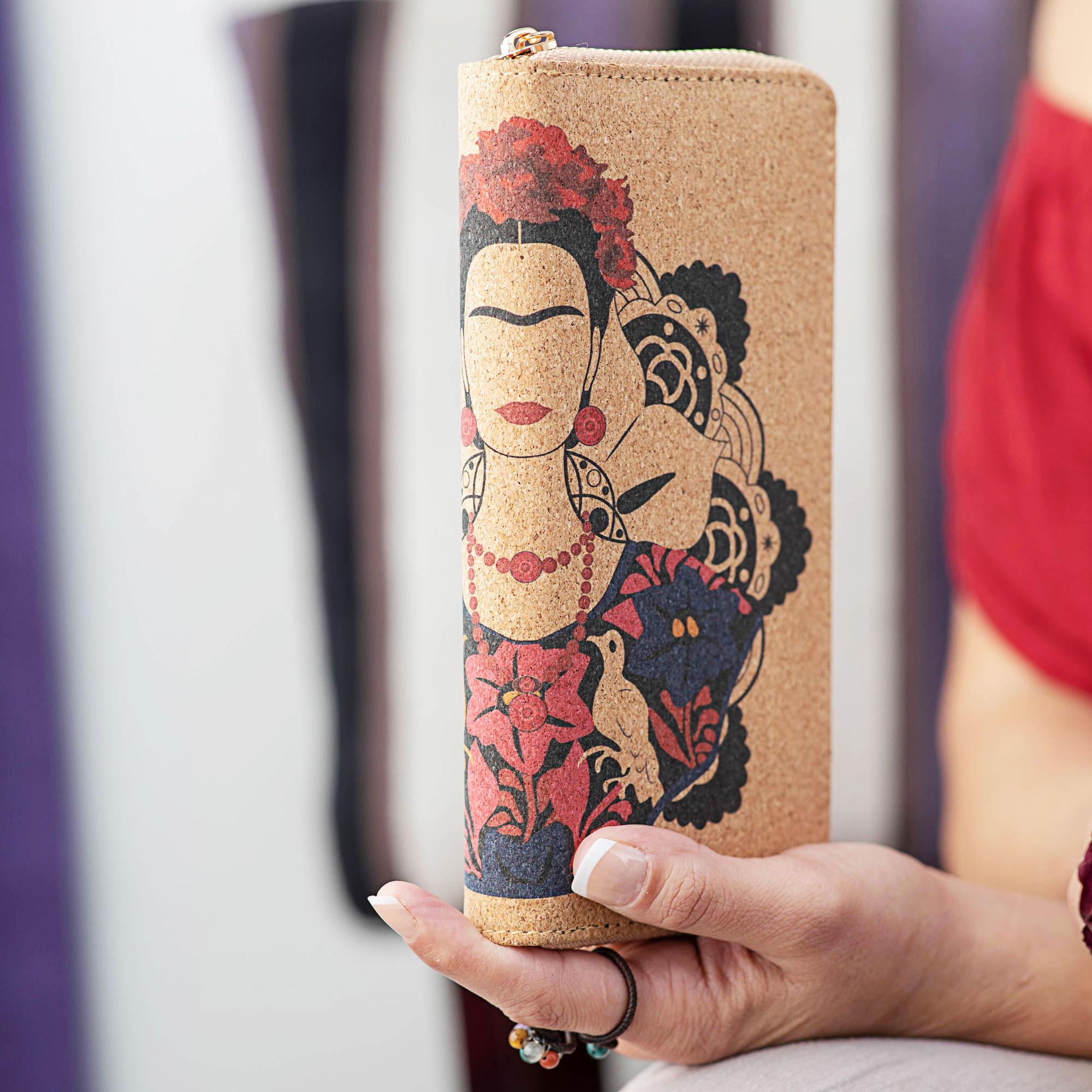 Frida ECO wallet.