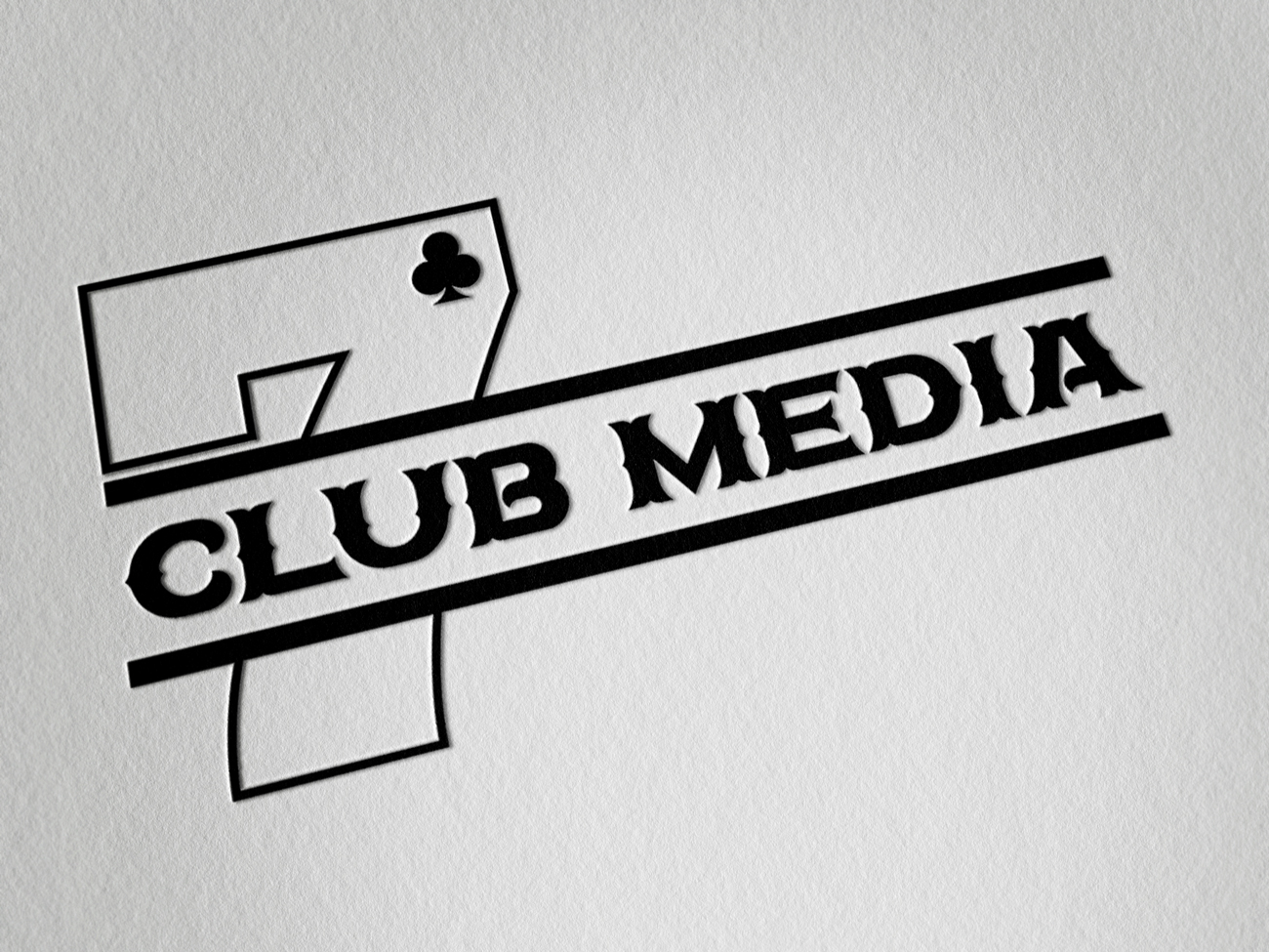 7clubmedia logo on white