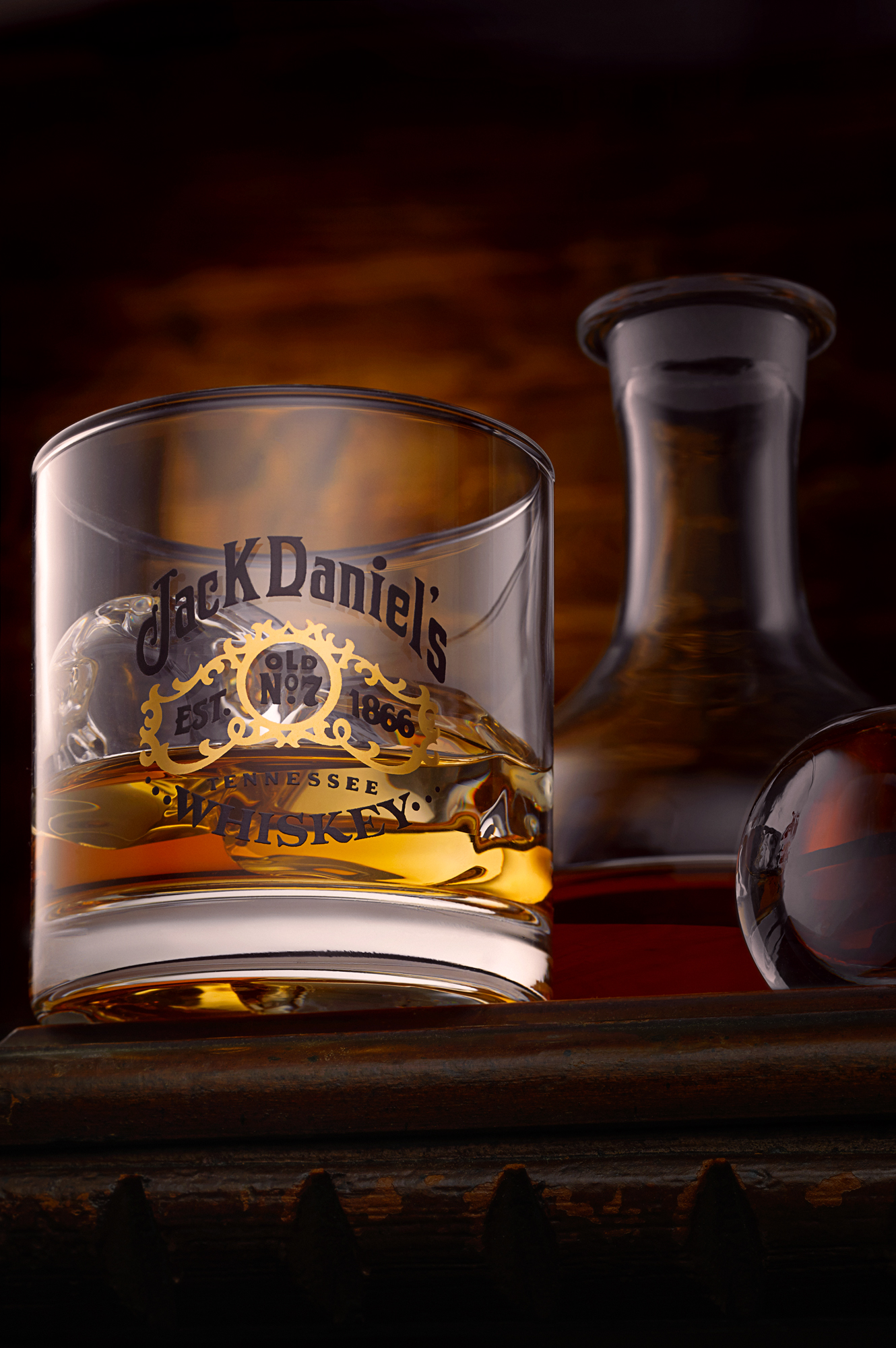 Jack Daniel's Old #7 Whiskey
