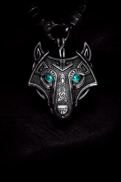 Wolf jewelry