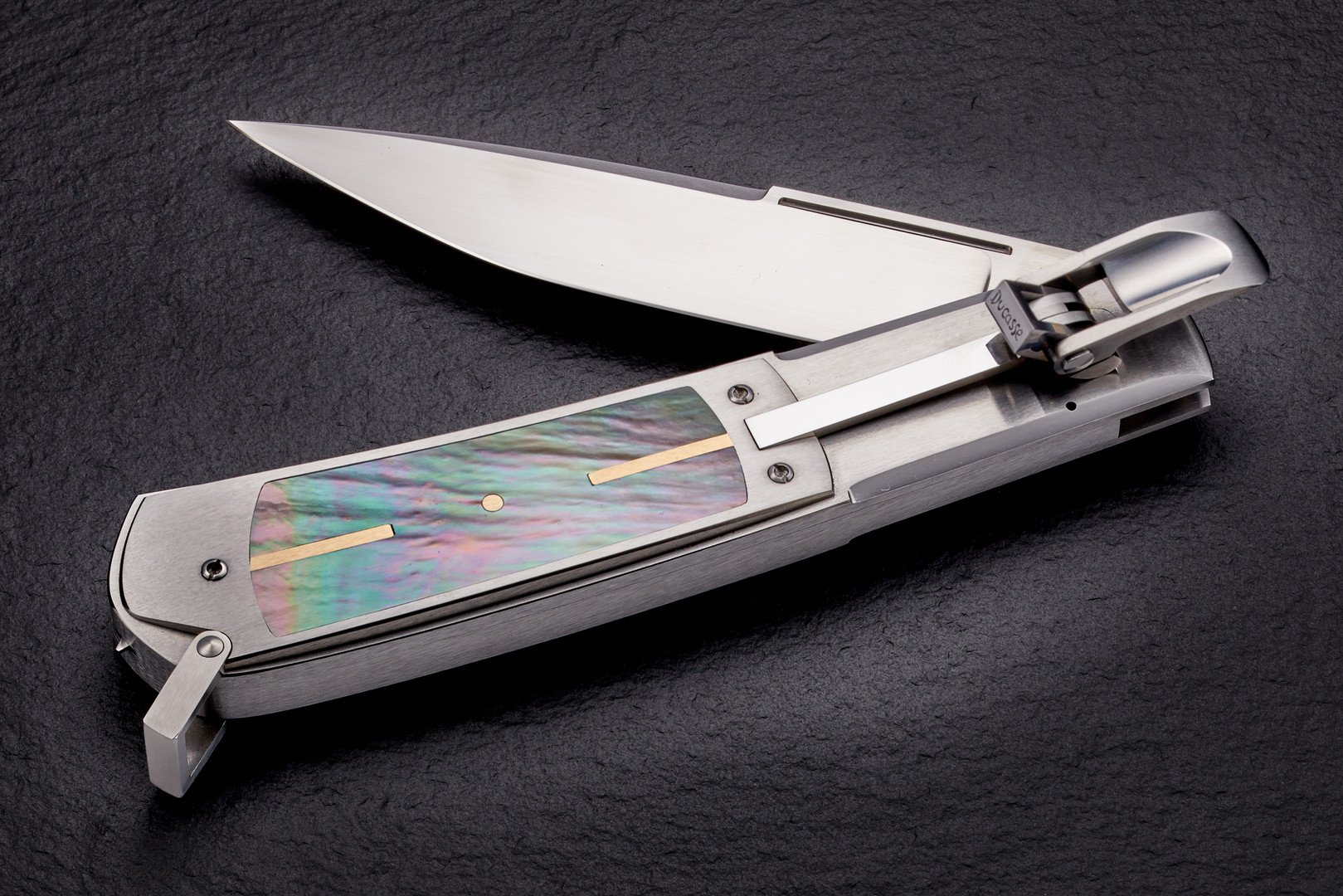 $9000 Knife. Not Retouched.