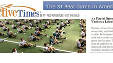 Parisi Speed Schools voted #1 Gym in America
